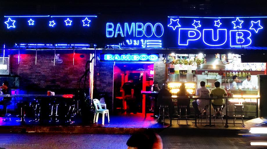 Bamboo Tiki Bar by Jeffrey William Construction Inc. at CustomMade.com