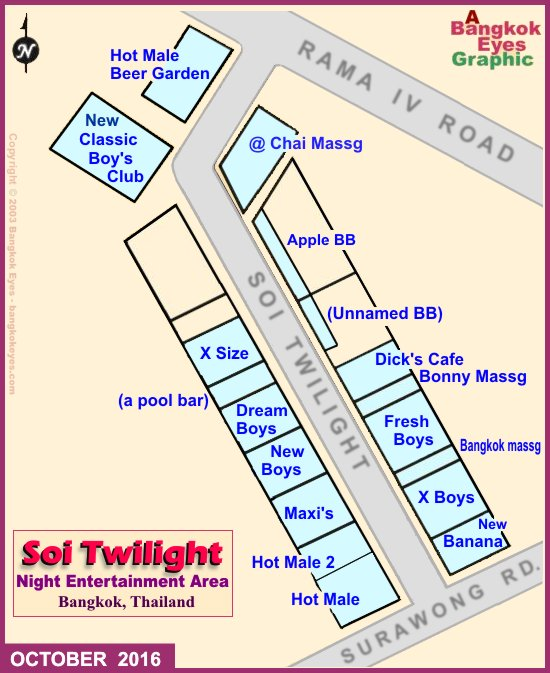 Map soi twilight for What is the soi